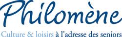 Logo Philomène senior startup